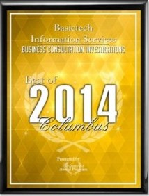 2014 Award Best in Columbus